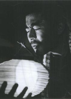 Toshirō Mifune in Rickshaw Man (Hiroshi Inagaki - 1958)