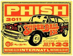 Phish Memory: Superball IX