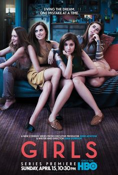 Meanwhile, over on 'Girls', Hannah, Marnie, Jessa and Shoshanna are trying to figure life out. They have been living in New York for a couple years, but they are still not sure what they want: from boys, each other and themselves. And things aren't getting any clearer. The cast includes Allison Williams, Jemima Kirke, Zosia Mamet and series creator Lena Dunham.