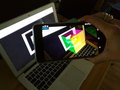 Team Lead at Daqri creates AR.js for the web