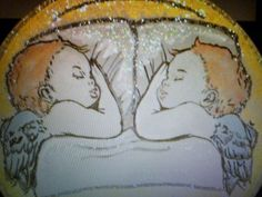 Angeli dipinto