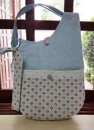 Resultado de imagem para molde de bolsa de tecido para notebook