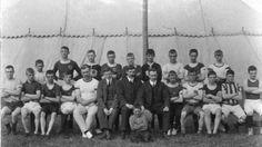 Burnley in the Great War Burnley Lads Club