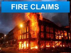 Public Adjusters Fire Damage Claims