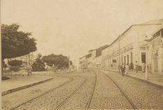 largo do Carmo (1908) - foto Gaudencio Cunha