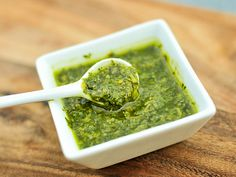 Italian Salsa Verde   Serious Eats. Tasted awesome made as is. Dip for bread, shrimp, chicken.