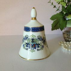 COLLECTIBLE BELL Royal Doulton Bone China by AnnmarieFamilyTree