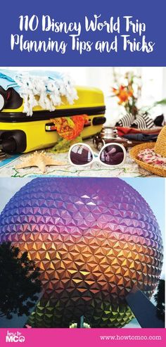 So many amazing tips and tricks you need to know before you plan your next trip to Walt Disney World!