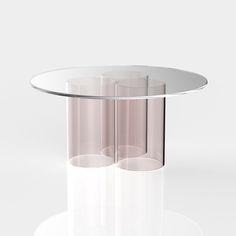 Nunki Round Coffee Table
