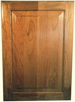 How to replace water damaged cabinet bottom this is a for Save wood kitchen cabinet refinishers