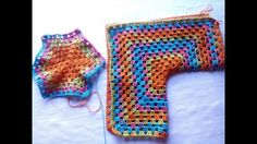 Hexágono de crochet que se convierte en chaqueta: todas las tallas See other ideas and pictures from the category menu…. Point Granny Au Crochet, Cardigan Au Crochet, Crochet Jacket, Crochet Cardigan, Crochet Shawl, Crochet Stitches, Knit Crochet, Crochet Patterns, Hooded Cardigan