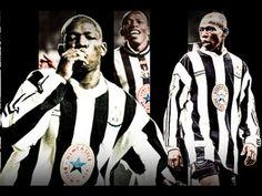 45e2d8d4561 Faustino Asprilla - Newcastle Nostalgia. Newcastle ShirtKevin Keegan Newcastle GatesheadFootball ...