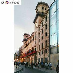 Casa Consistorial. Ayuntamiento de Alicante. #Alicante #MifotoAlicante #AlicanteCity Foto: @miledea en Instagram.