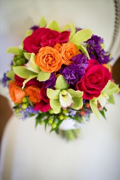 Wedding flowers by Wild Orchid, Middletown CT