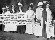 american suffrage movement - Google Search