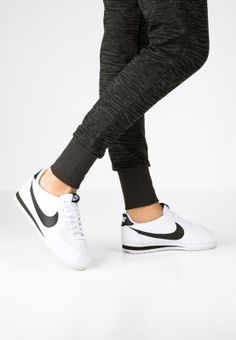 White And Black Nike Cortez October 2017