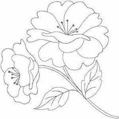 Embroidery Designs Printable this Embroidery Jobs; Equestrian Embroidery Near Me if Embroidery Patterns For Reading Pillows as Embroidery Stitches Hair Embroidery Flowers Pattern, Applique Patterns, Hand Embroidery Designs, Ribbon Embroidery, Embroidery Stitches, Embroidery Ideas, Embroidery Tattoo, Flower Applique, Flower Pattern Design