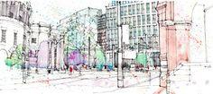 Simone Ridyard, Manchester architect and artist