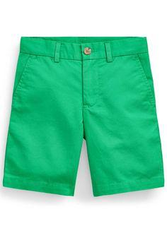 Choice of Size Cat /& Jack Shorts Boys Infant Green Cotton Drawstring Baby