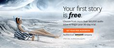 Audible, try it free - 30 day audiobooks free trial from Audible | Audible.com