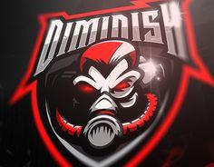 "Check out new work on my @Behance portfolio: ""Diminish gaming mascot logo design"" http://be.net/gallery/58335437/Diminish-gaming-mascot-logo-design"
