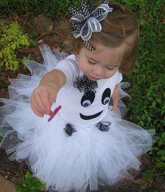 disfraces halloween caseros niños fantasma