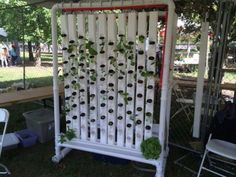 A Robotic Vertical Garden You Can Build With Hardware Store Materials - Earth and Environmental Science, Engineering