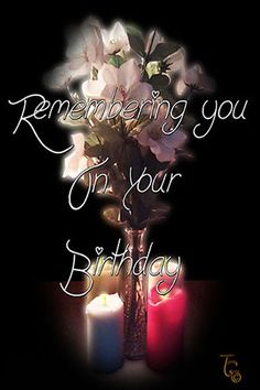happy heavenly birthday images - Google Search