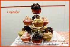 Selección  de cupcakes