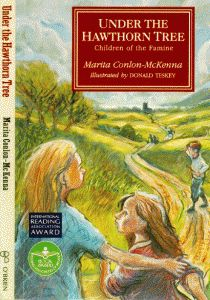 Under the Hawthorn Tree by Marita Conlon McKenna