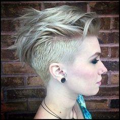 30 kurze Frisuren, um diesen Sommer zu rocken #diesen #frisuren #kurze #rocken #sommer