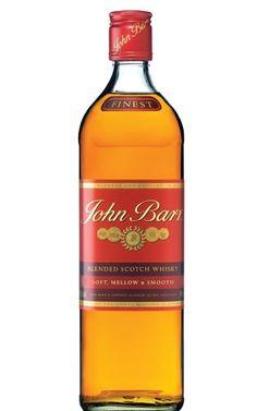 Whisky Blended John Barr - Finest Teor alcoólico: 40% Volume: 1.000 ml
