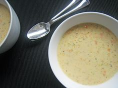 Aunt Sandy's Broccoli Cauliflower Soup