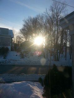 Day 23: Sunset