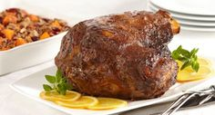 Smoked Paprika Roast Pork: We gave the classic Puerto Rican pernil a slightly smoky flavor twist with Smoked Paprika. If desired, regular paprika may be substituted for the smoked paprika.