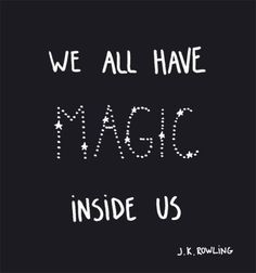 magic, harry potter, and quote image