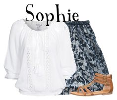 """""""Sophie - Mamma Mia"""" by extraterrestrial-whispers ❤ liked on Polyvore featuring maurices"""