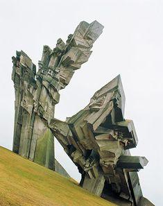Photo: Frédéric Chaubin, Kaunas, Lituanie, Mémorial de l'Holocauste