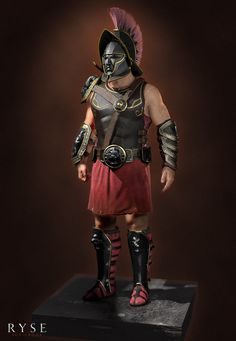 Gladiator from Ryse - Son of Rome