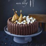 J'ai 11 ans, happy birthday mon blog!!!! Low Carb Desserts, Low Carb Recipes, Dessert Recipes, Low Carb Lunch, Low Carb Breakfast, Charlotte Cake, Cake & Co, Low Carb Bread, Something Sweet
