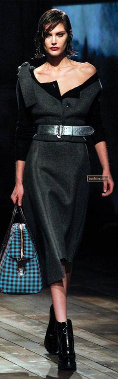 Prada Fall Winter 2013 Ready to Wear