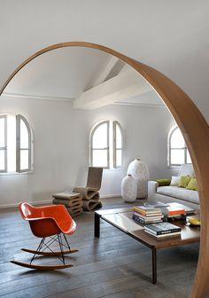 Gorg renovation of a Marseille penthouse