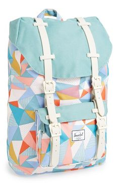 2afcadf49fc Herschel Supply Co.  Little America - Medium  Canvas Backpack available at   Nordstrom