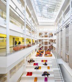 Schulich School of Engineering Redevelopment and Expansion / Diamond Schmitt Architects + Gibbs Gage Architects
