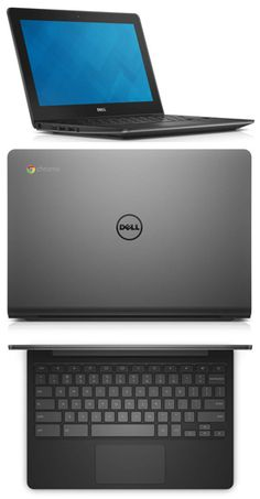 Dells 11.6-inch Chromebook features a dual-core Haswell processor and supports 802.11a/b/g/n WiFi.