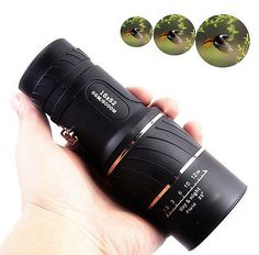 Night vision #16x52 optics zoom lens camping hiking #hunting monocular #telescope,  View more on the LINK: http://www.zeppy.io/product/gb/2/161779932833/