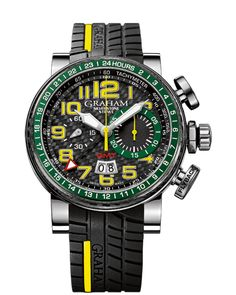 2BLCH.B33A « STOWE GMT « Silverstone « Collection - Graham 1695