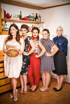 5 LESBIANS EATING A QUICHE  Theatre Comedy! Since making its debut in Chicago in 2011, 5 Lesbians Eating a Quiche has gained a huge following in the US and remains an Off Broadway smash hit in New York. 2015 sees the Sisterhood spreading their wings and marks their first trip down under where you can catch them at Brisbane Powerhouse.  DETAILS-> http://www.qnews.com.au/article/5-lesbians-eating-a-quiche