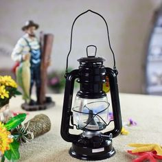 Siyah Küçük Boy Gemici Feneri - 16.86 TL + KDV
