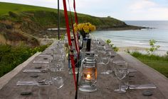 Places to Eat South Cornwall | The Hidden Hut | Porthcurnick Beach | Roseland Peninsula